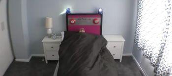 Кровать-будильник