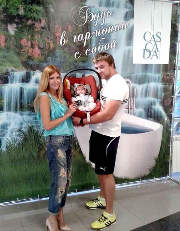 Никита Трофимов — победитель от компании Cascada
