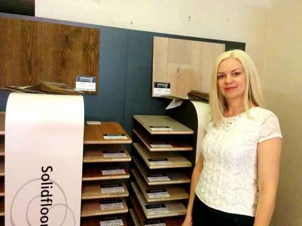 Евгения Попечец — победительница от компании «Каспер»