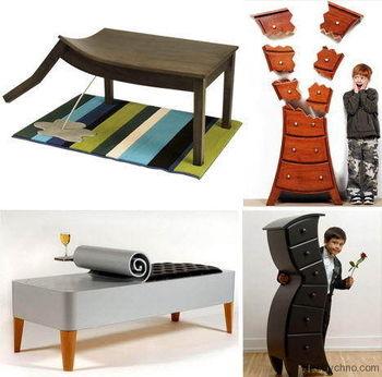 Мебель с юмором