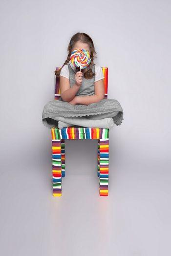 Сахарный стульчик