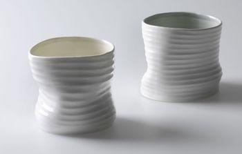 Мятая керамика