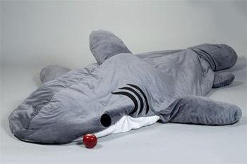 Уютная акула