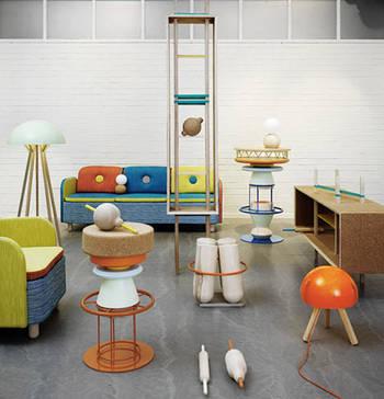 Мебель из ненужных объектов