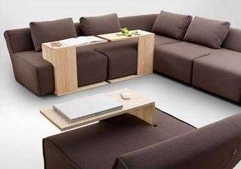 Модульный диван на все случаи жизни