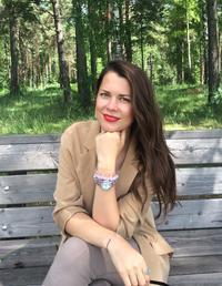 Полина Инжеваткина Дизайнер интерьера Новосибирск
