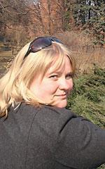 Светлана Поперекова (Копытова) Дизайнер ландшафта Красноярск